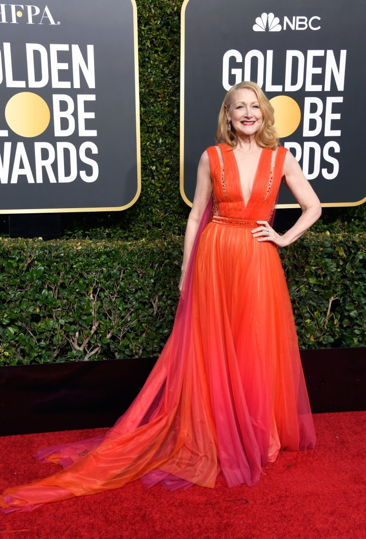 patricia clarkson in georges chakra